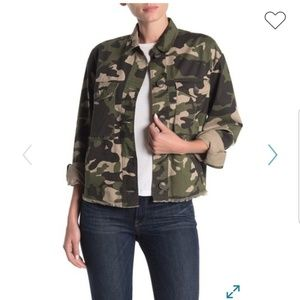 Socialite XS Camo Jacket from LuLus